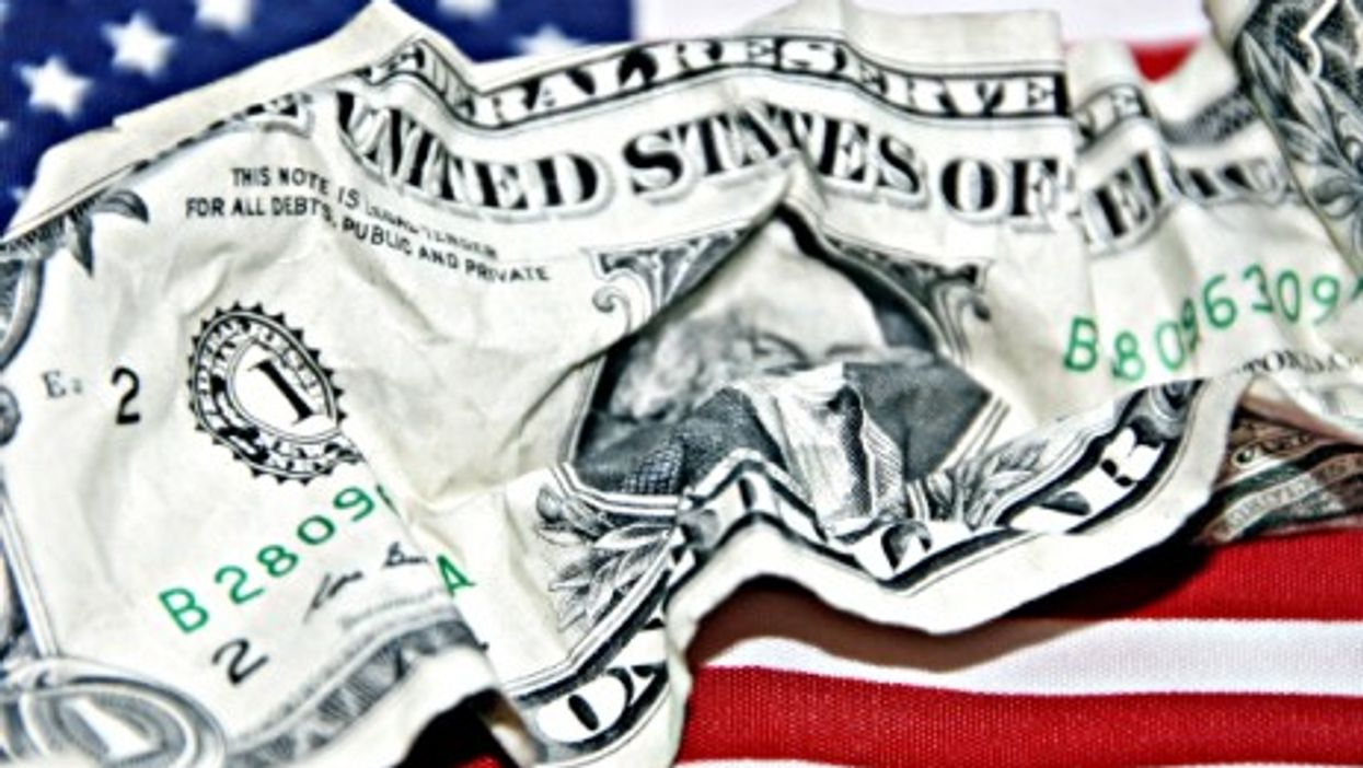 The first steps toward the beginning of the end of the dollar's hegemony could begin at the next G20 summit.
