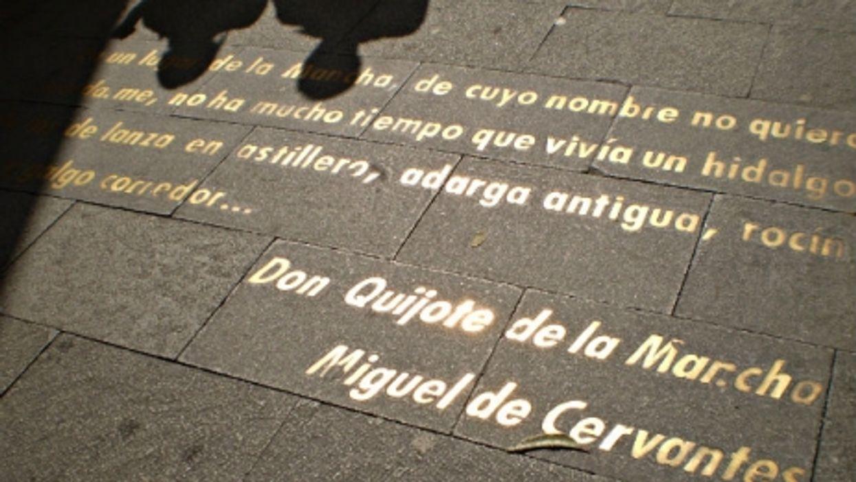 The language of Cervantes in Madrid