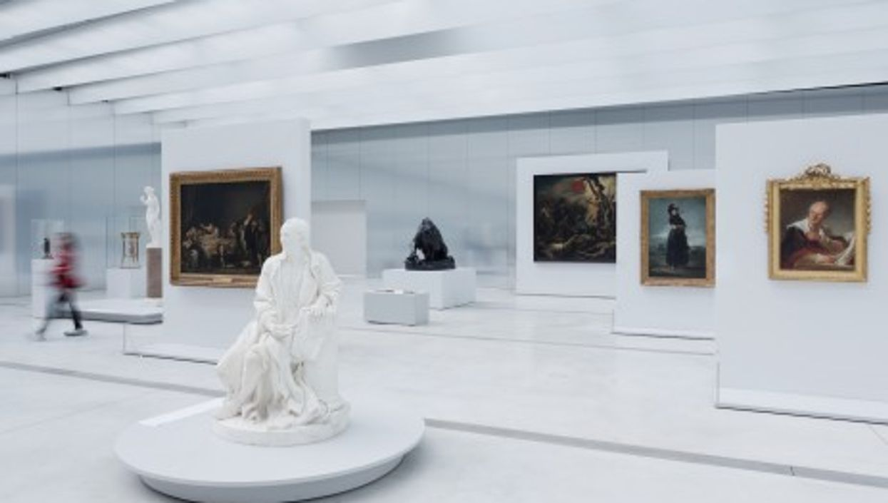 The Louvre at Lens