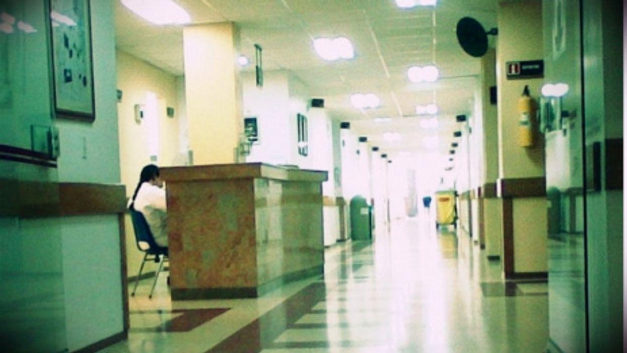 The Manuel Uribe Ángel hospital in Envigado, Colombia
