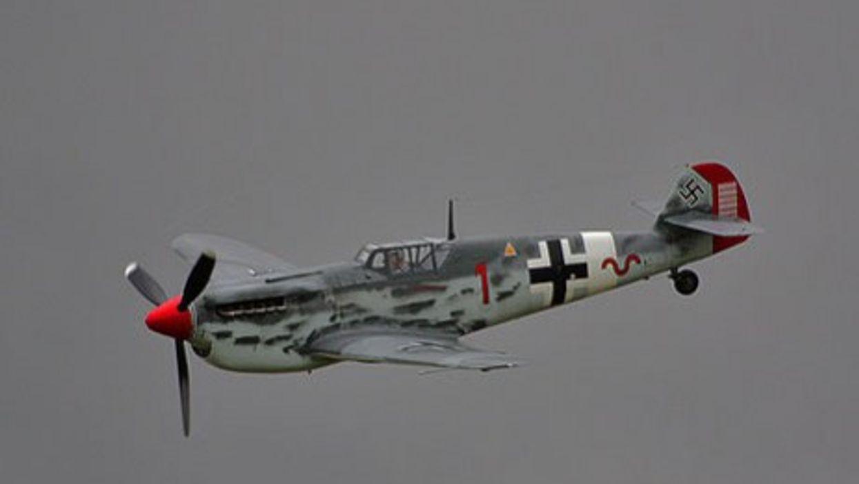 The Messerschmitt Bf-109