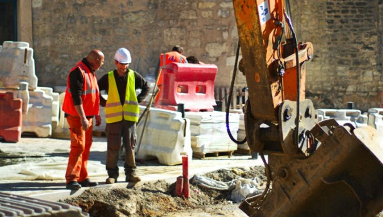 The 'Molière Clause' mandates the use of French language on construction sites