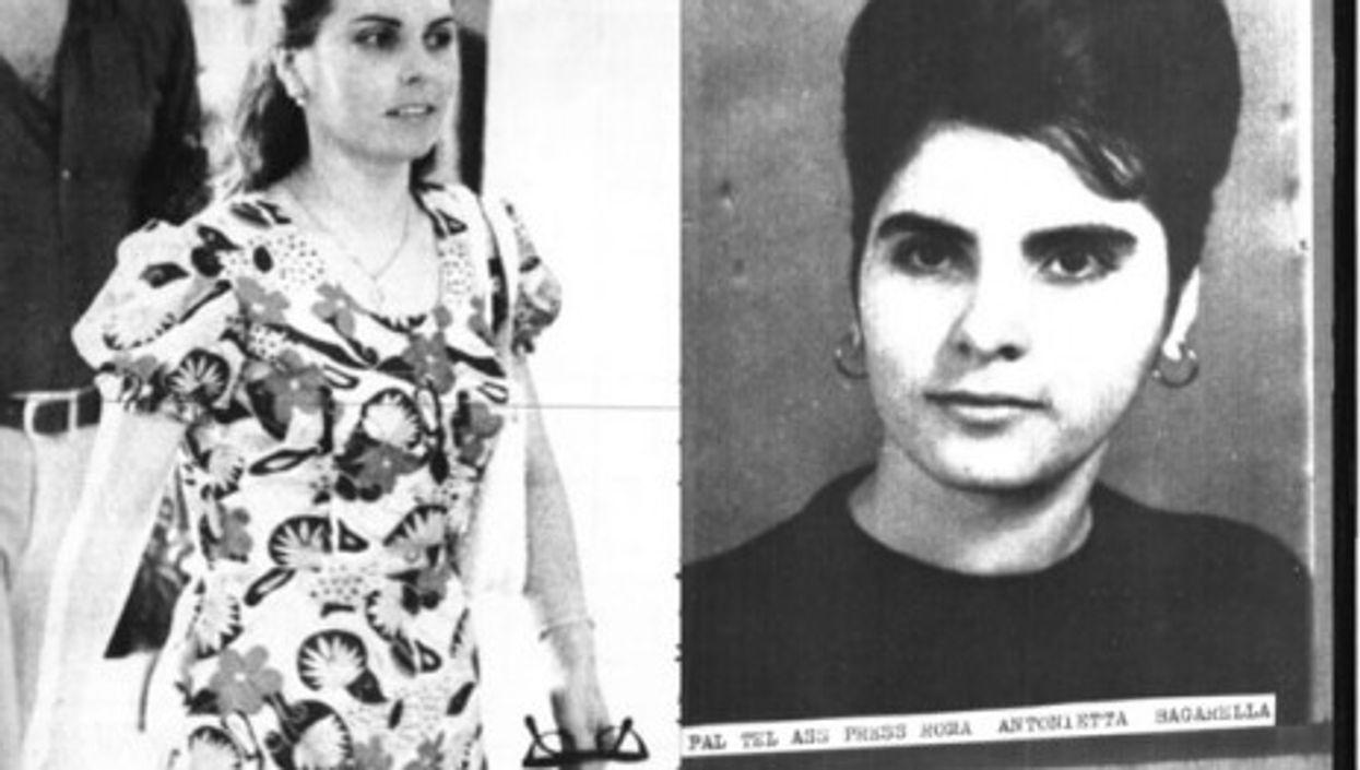 The mother of godmothers, Antonietta Bagarella (L'Unita)
