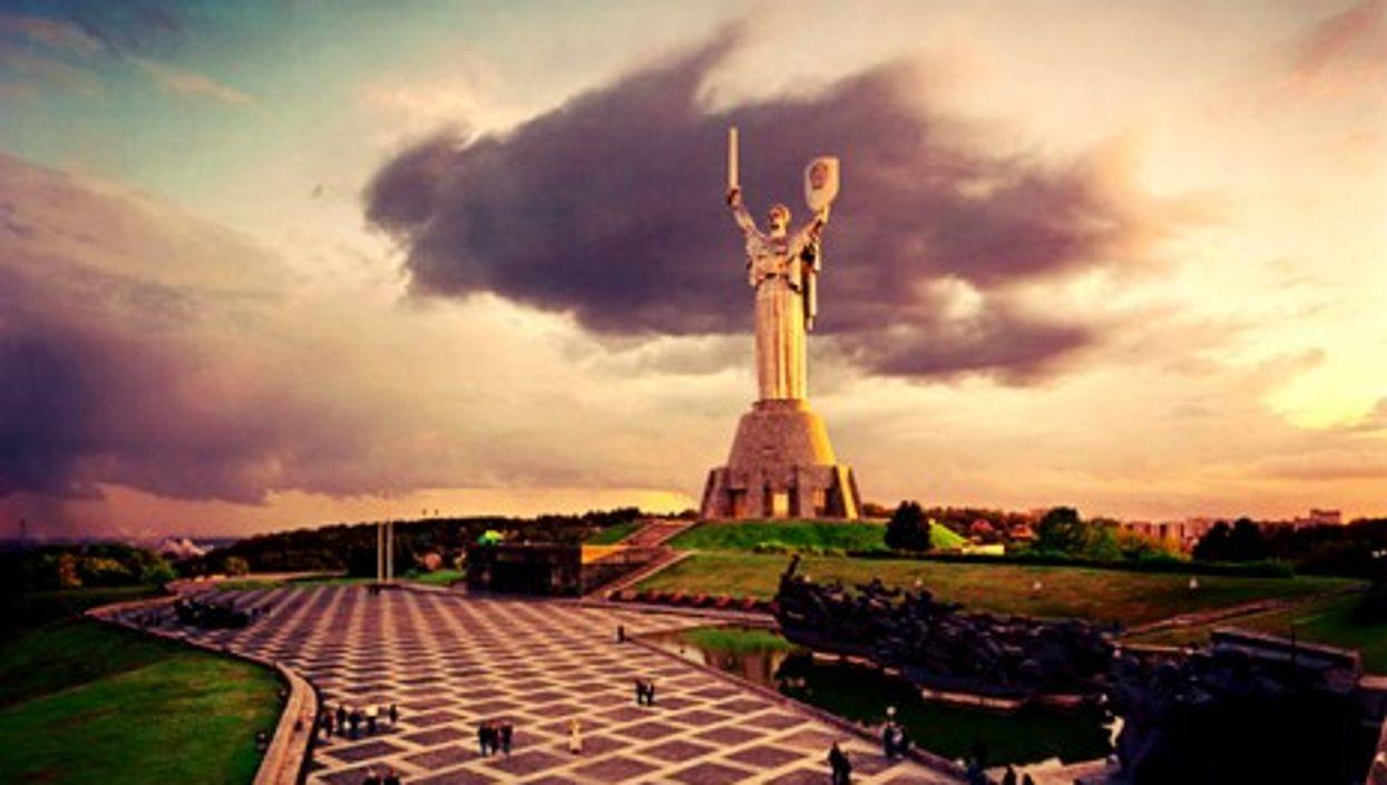 The Museum of the Great Patriotic War in Kiev