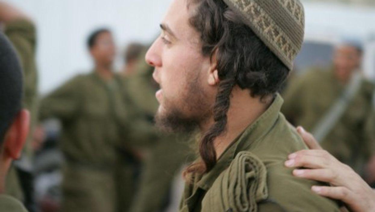 The Nahal Haredi Orthodox battalion