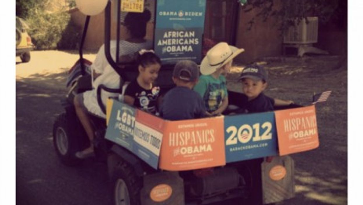The new generation of Obama supporters