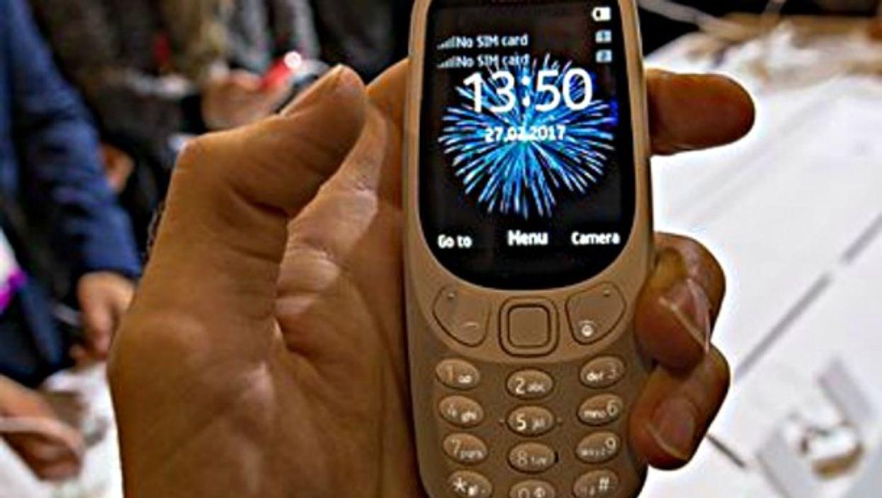 The 'new' Nokia 3310