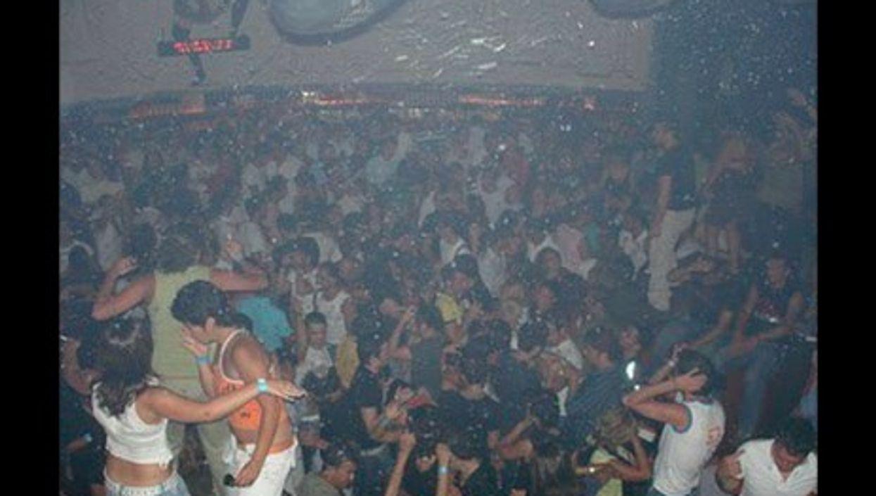 The nightclub Acid is popular with Beirut's LGBT crowd (FB)
