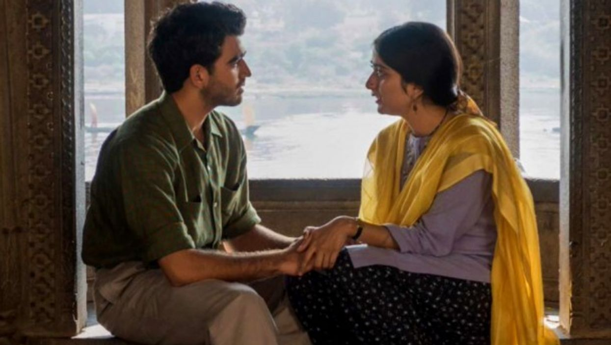 The on-screen kiss between a Hindu and a Muslim character in a Netflix tv show provoked the ire of the ruling Bhartiya Janata Party