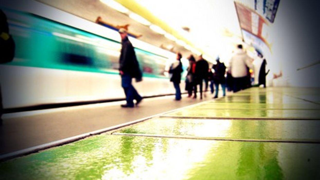 The Paris metro was her principal target...