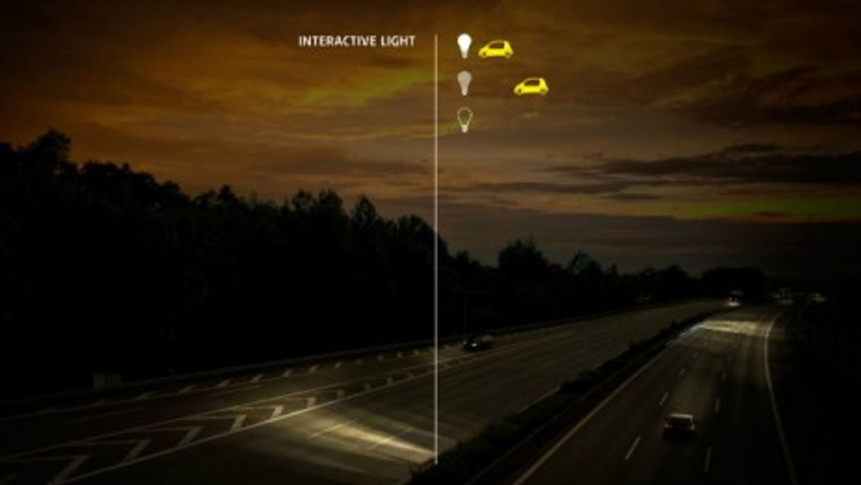 The project of smart highways: interactive and sustainable