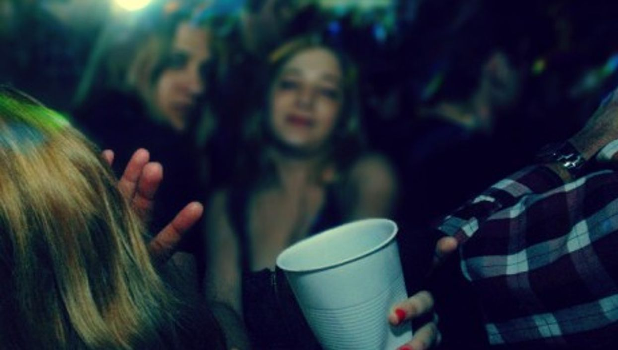"""The """"Project X"""" party in La Plata, near Buenos Aires"""