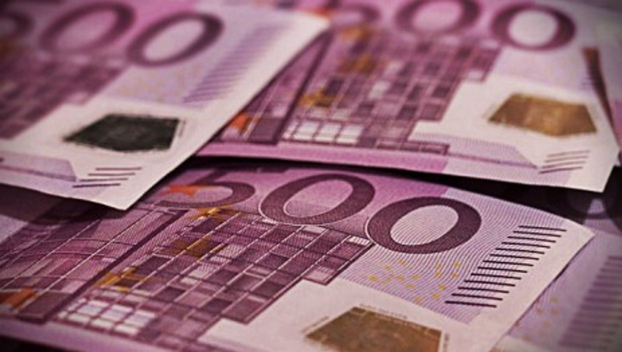 """The reputation of 500 euro bills -- dubbed """"Bin Ladens"""" in Spain -- is terrible"""