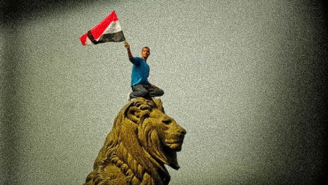The roar of the pro-democracy movement