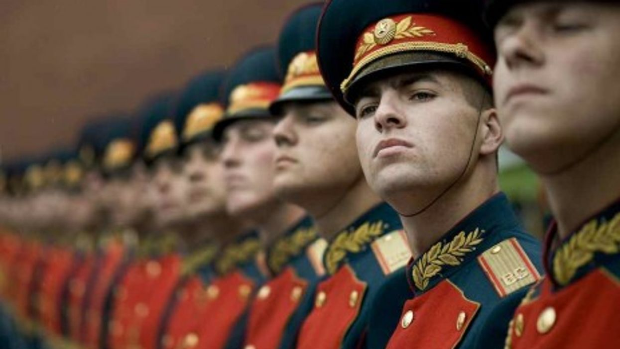 The Russian military is still heavily dependent on Soviet-era equipment and leadership (Chairman of the Joint Chiefs of Staff)