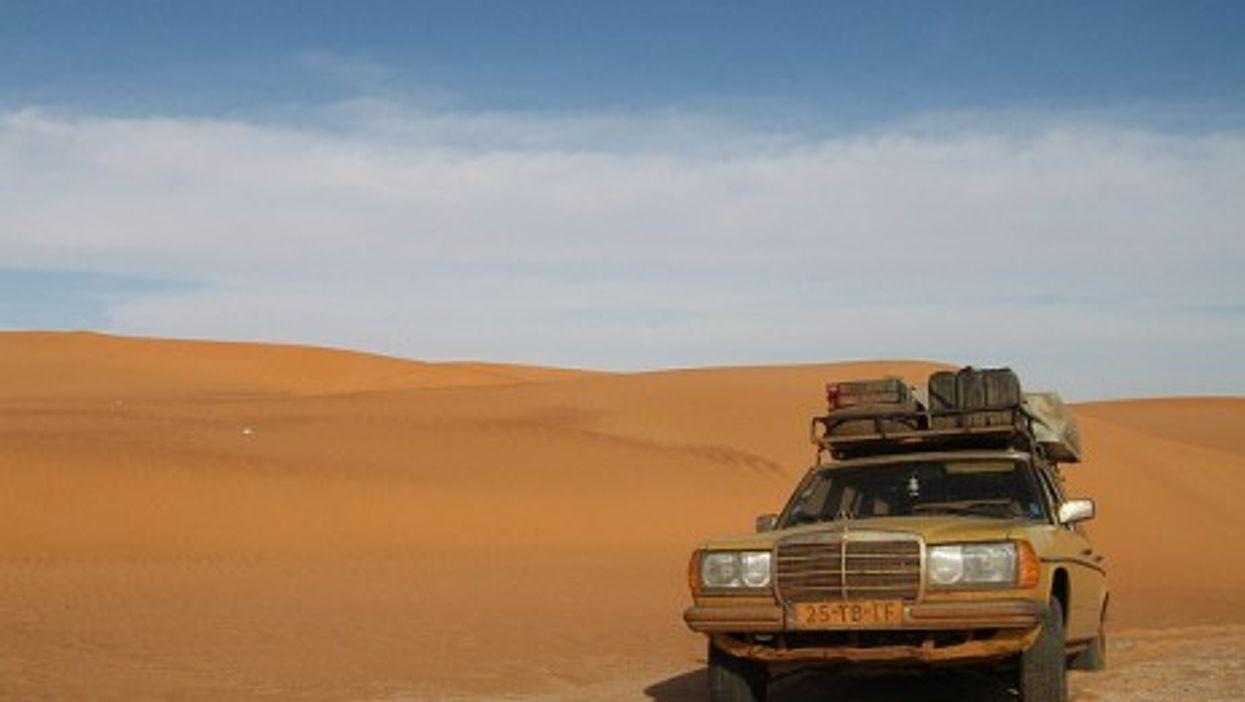The Sahara (300td.org)