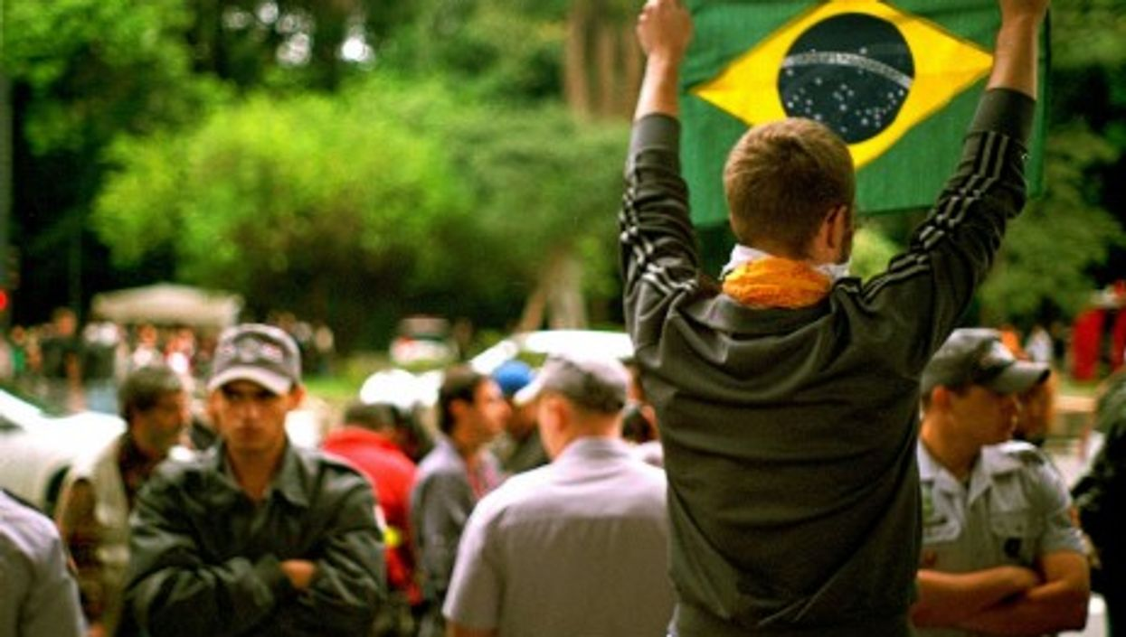 The School of Arts, Sciences & Humanities of the São Paulo University(gaf.arq)