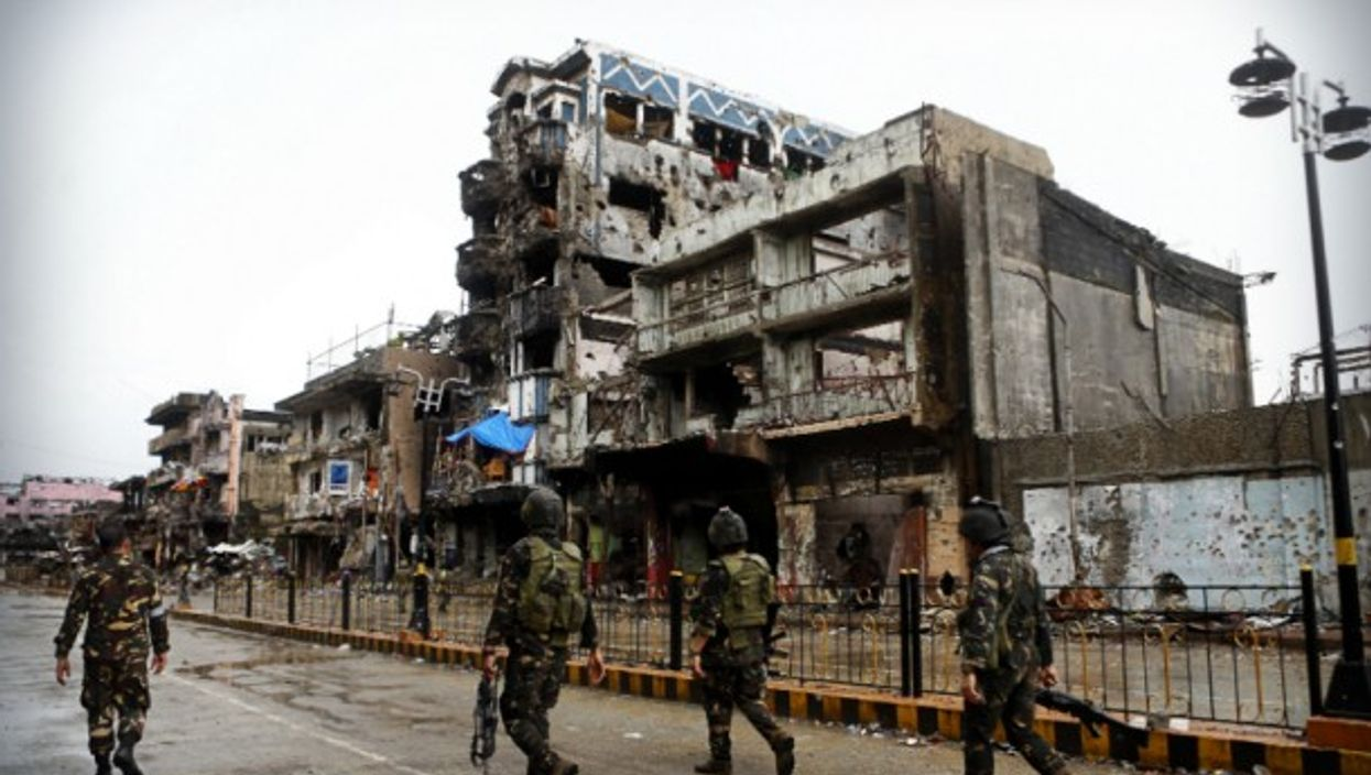 The siege of Marawi claimed more than 1,000 lives