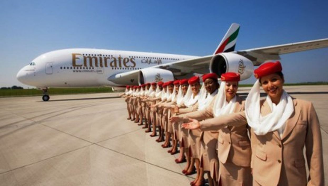 The sky's not even the limit for Persian Gulf airlines