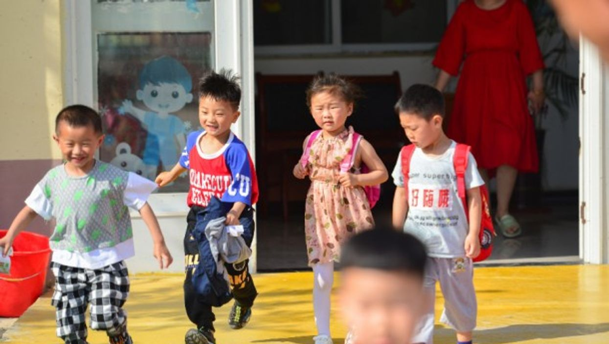 The three-child policy represents a major readjustment of China's birth control principle.