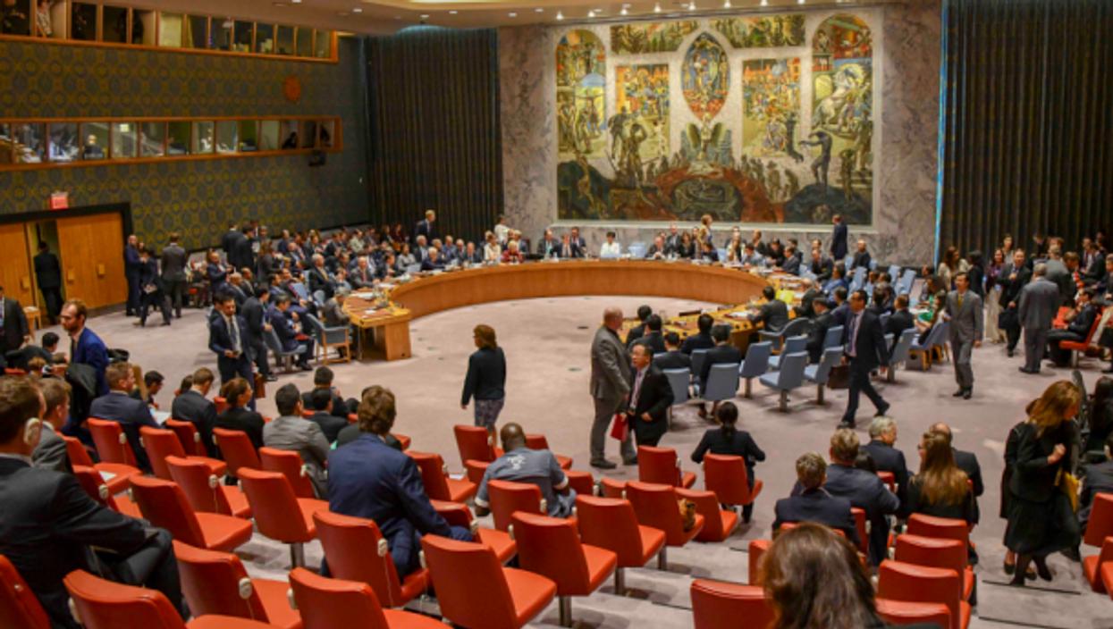 The UN Security Council: 'paralyzed,catalepticor already dead'?