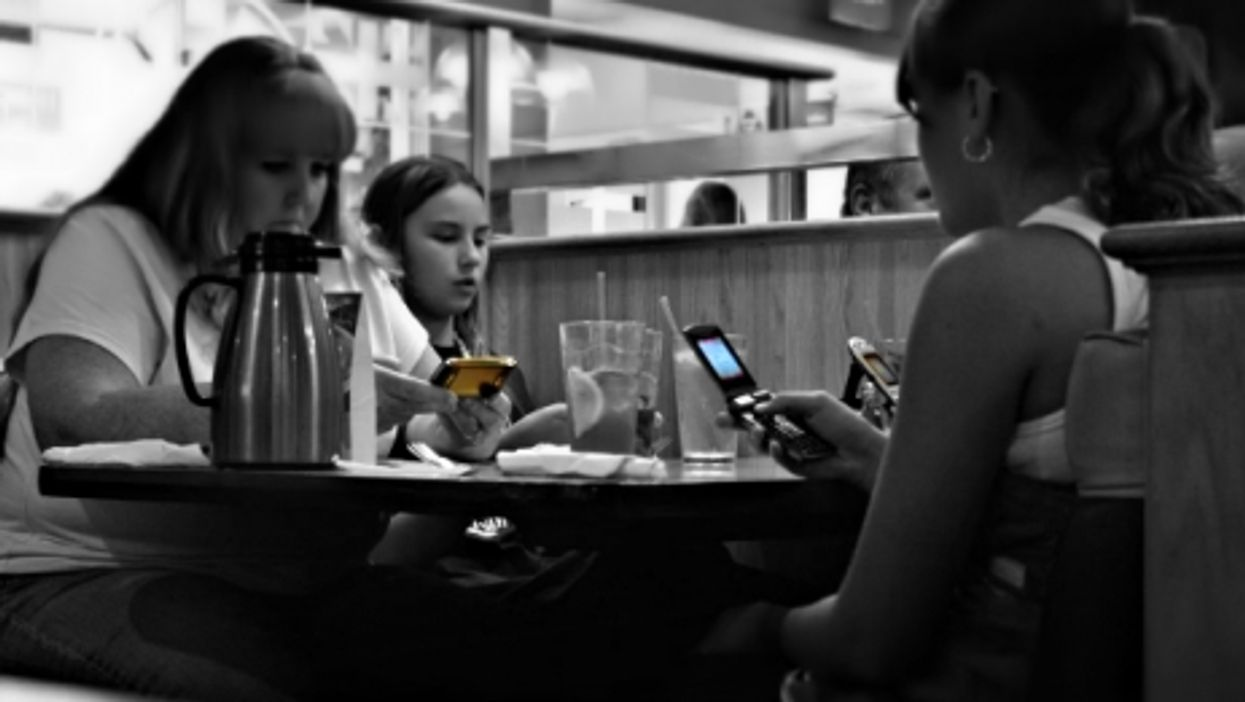 The unpredictable consequences of technology on relationships