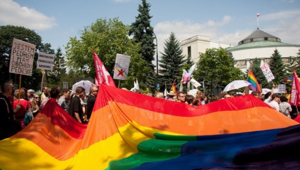 The Warsaw Equality Parade