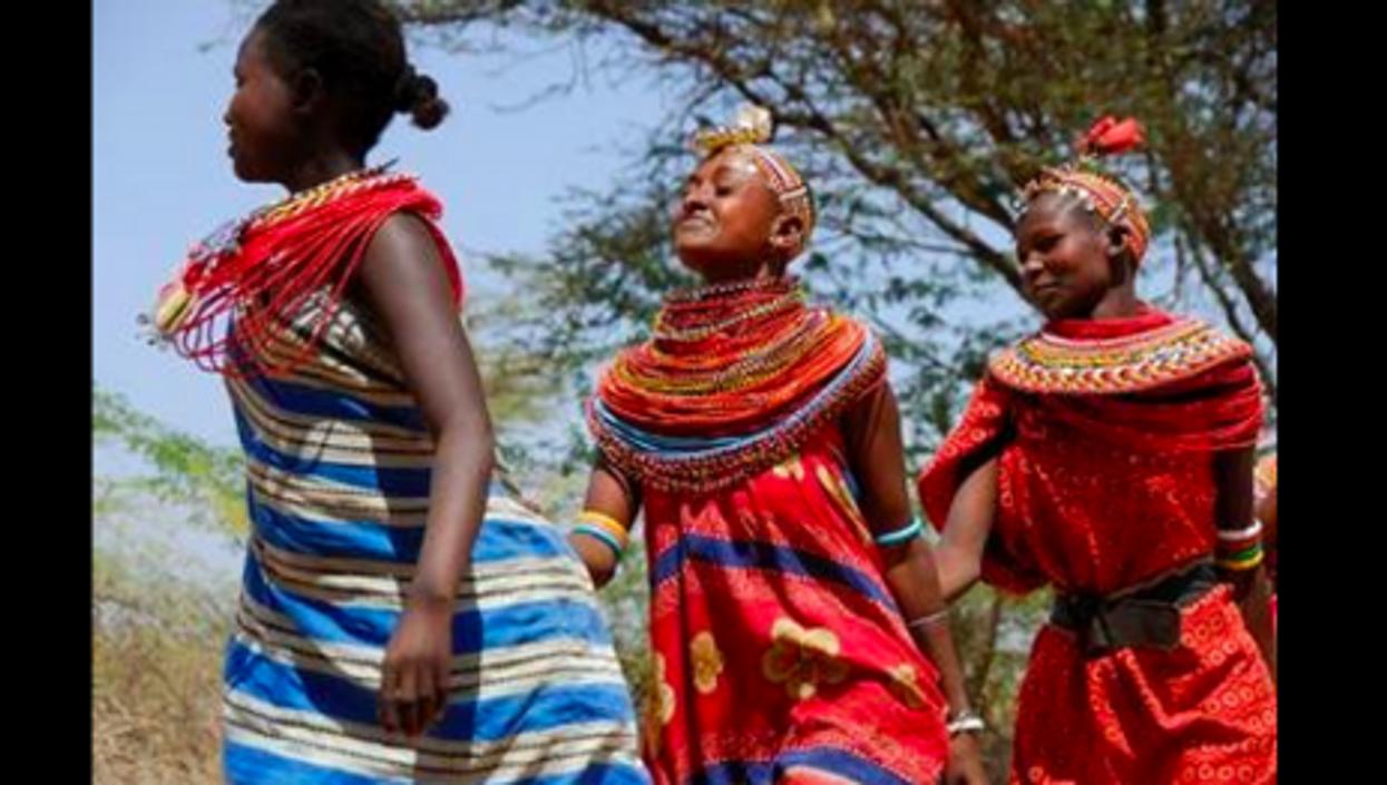 The women from Umoja