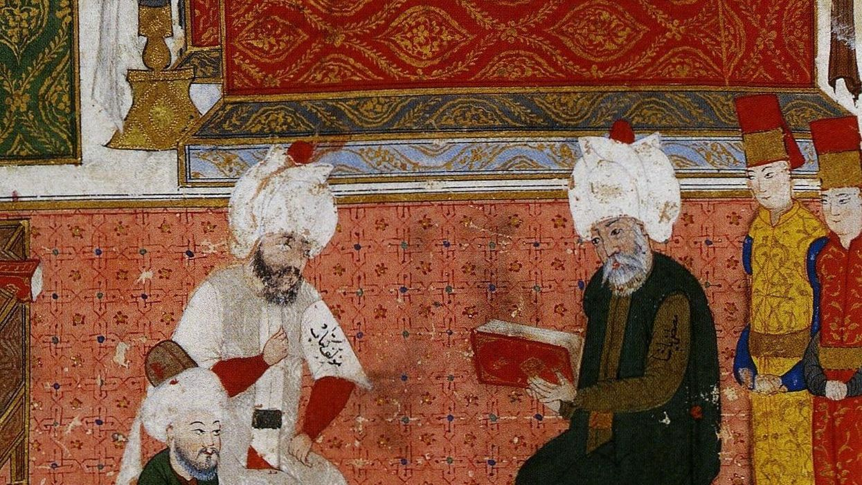 Reading Rumi In Kabul: A Persian Poet's Lesson For Radical Islam