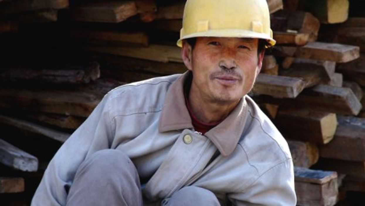 There are currently 130 million migrant workers in China