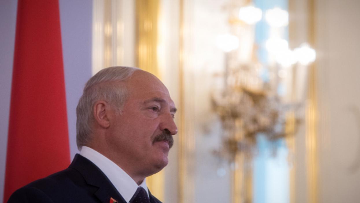 Time up for President Lukashenko?