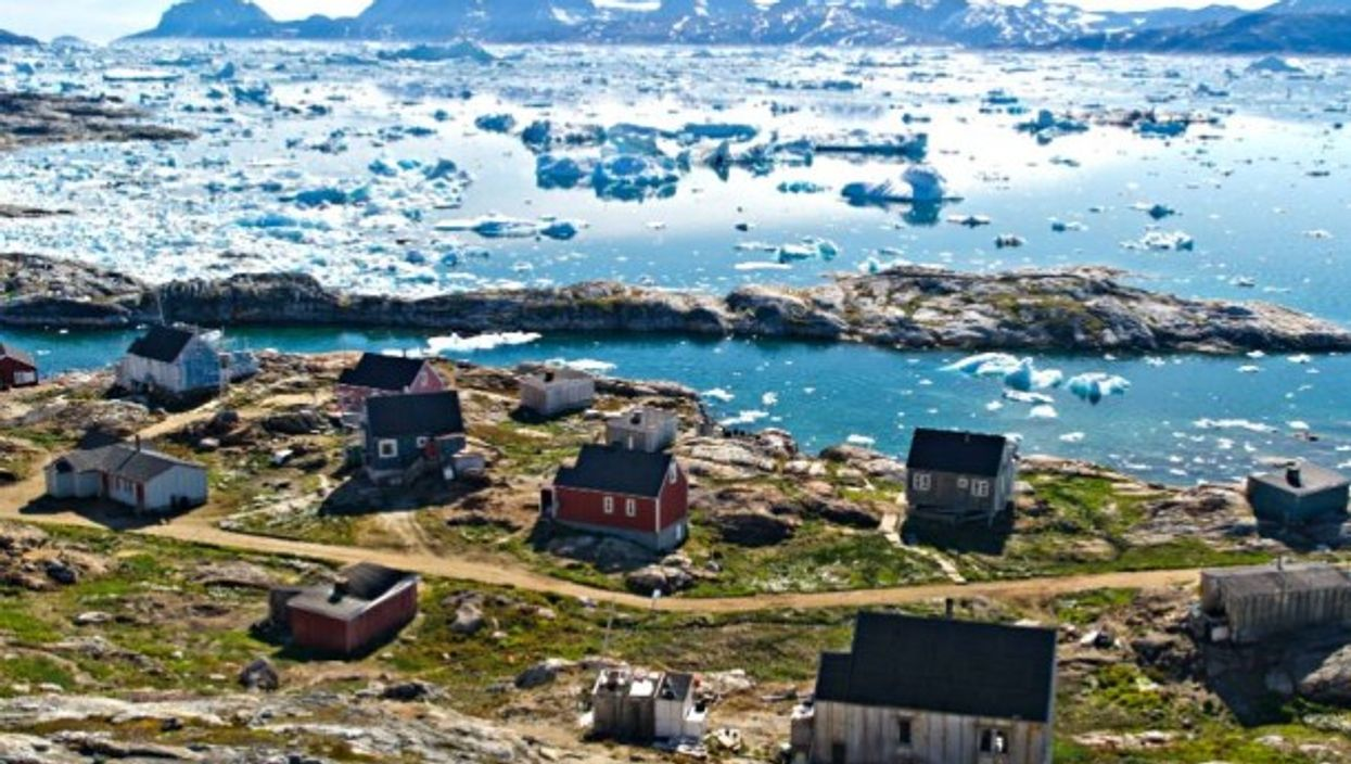 Tiniteqilaaq, Greenland, Denmark