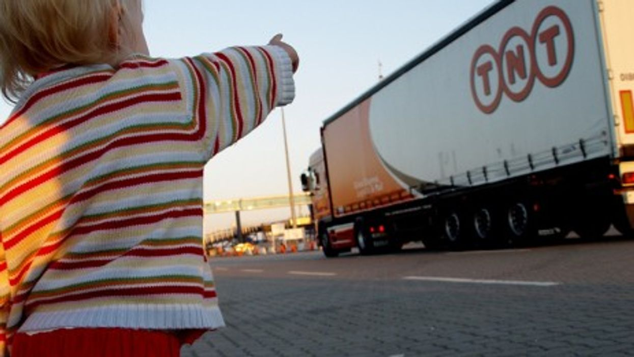 TNT, a Holland-based express delivery company, could soon lose its autonomy (vauvau)