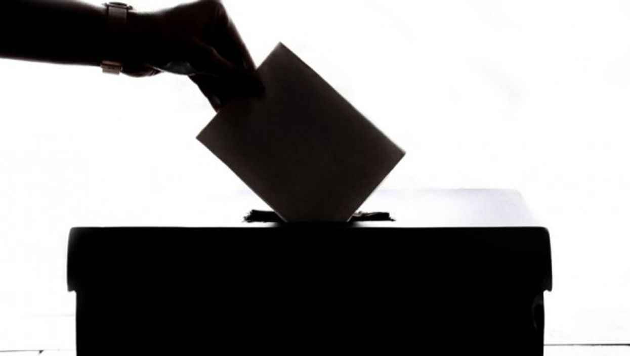 Today's elections are something new and unknown