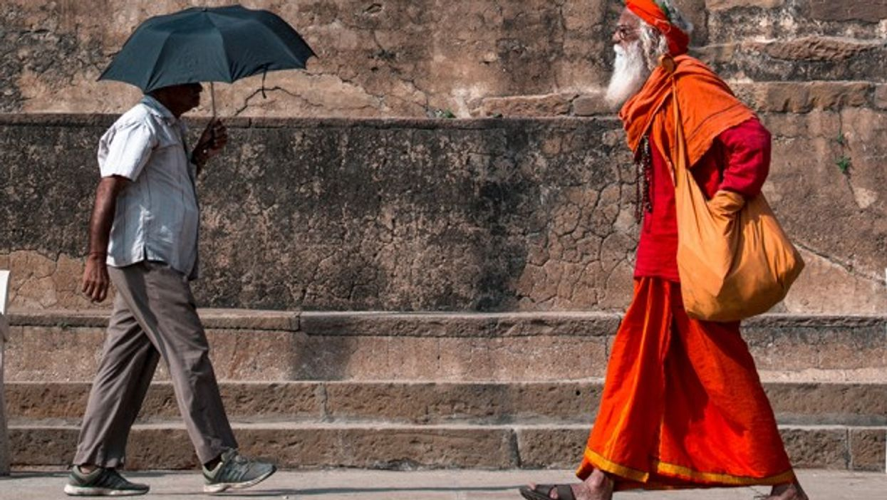 'Today's Delhi is an amalgamation of migrants, of different religions, cultures, languages and virtues'