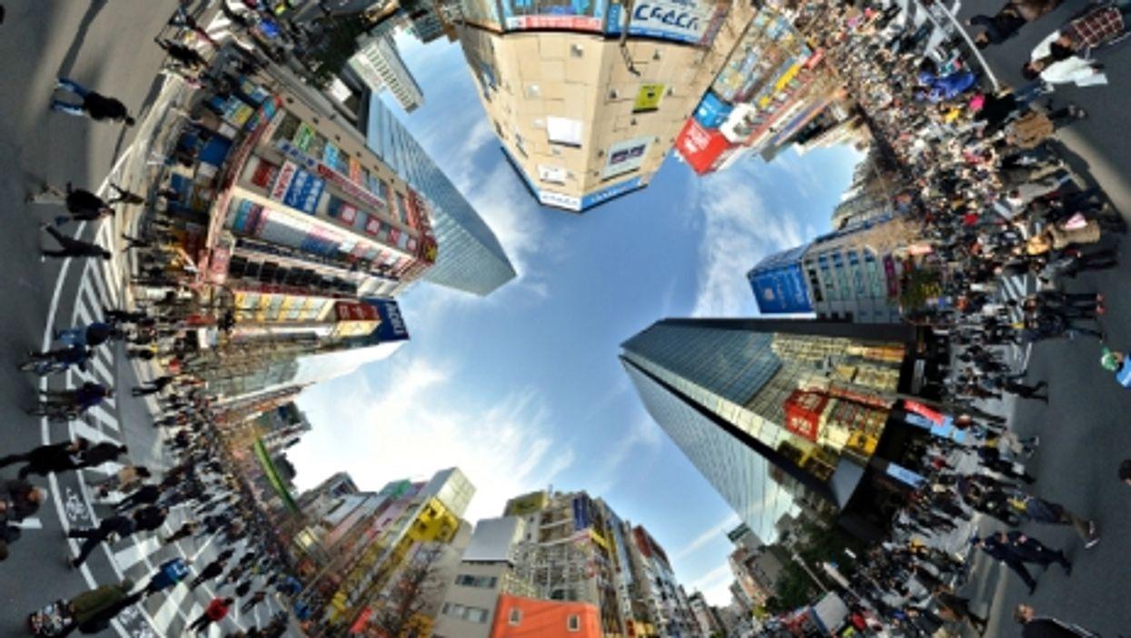 Tokyo's Akihabara district, where everything revolves around Chinese tourists