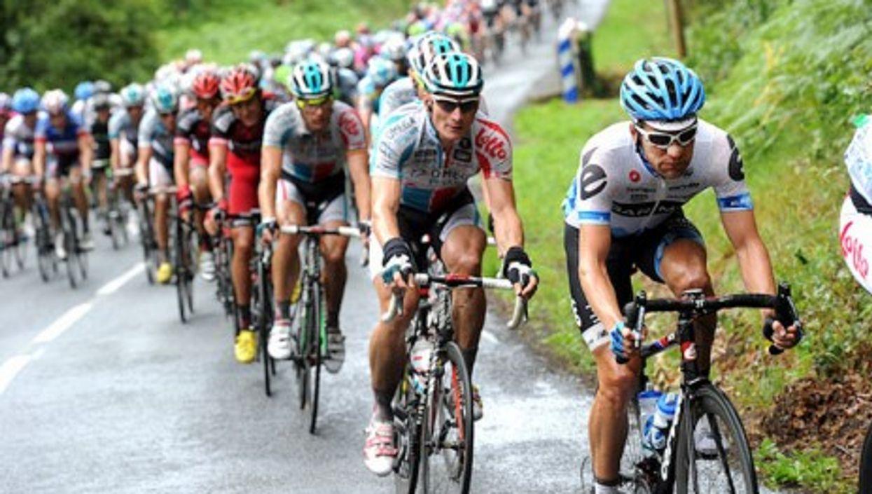 Tour de France 2011 (Team Garmin-Cervélo)