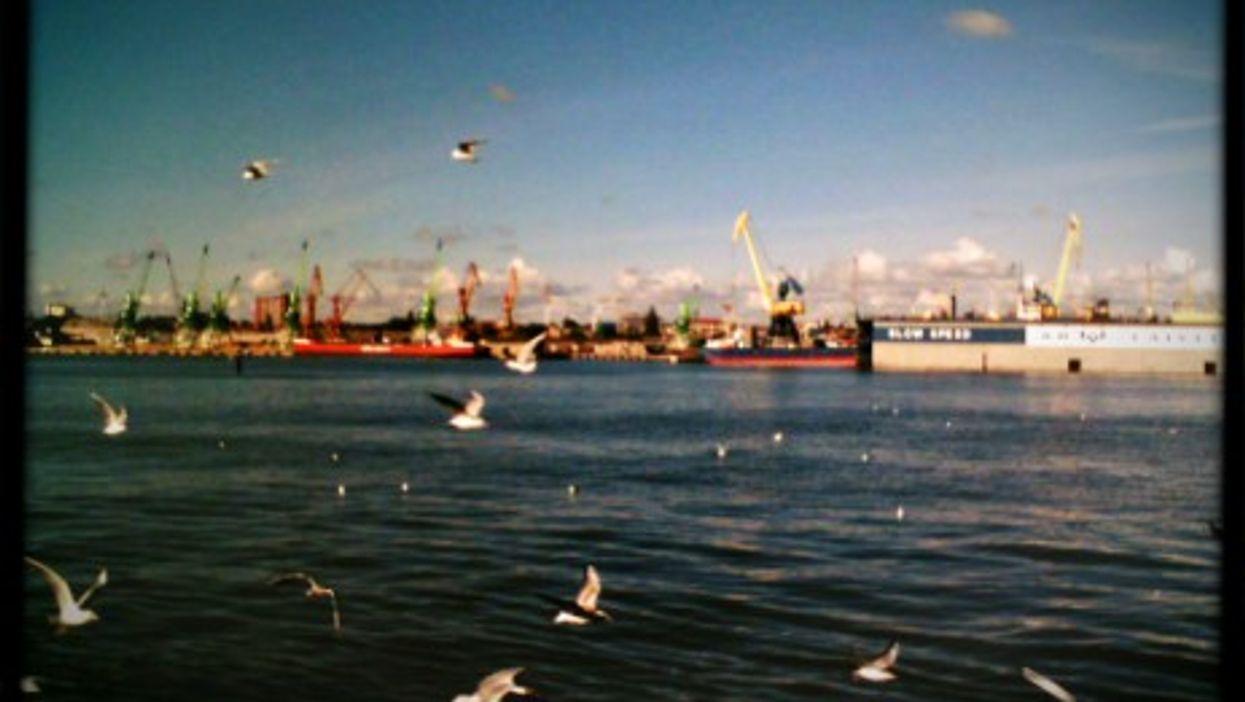 Trouble over Klaipeda, Lithuania