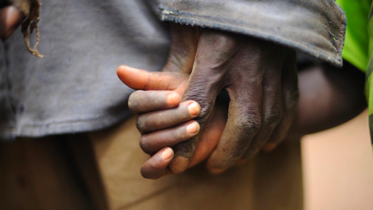 True helping hands are needed in Congo (Julien Harneis)
