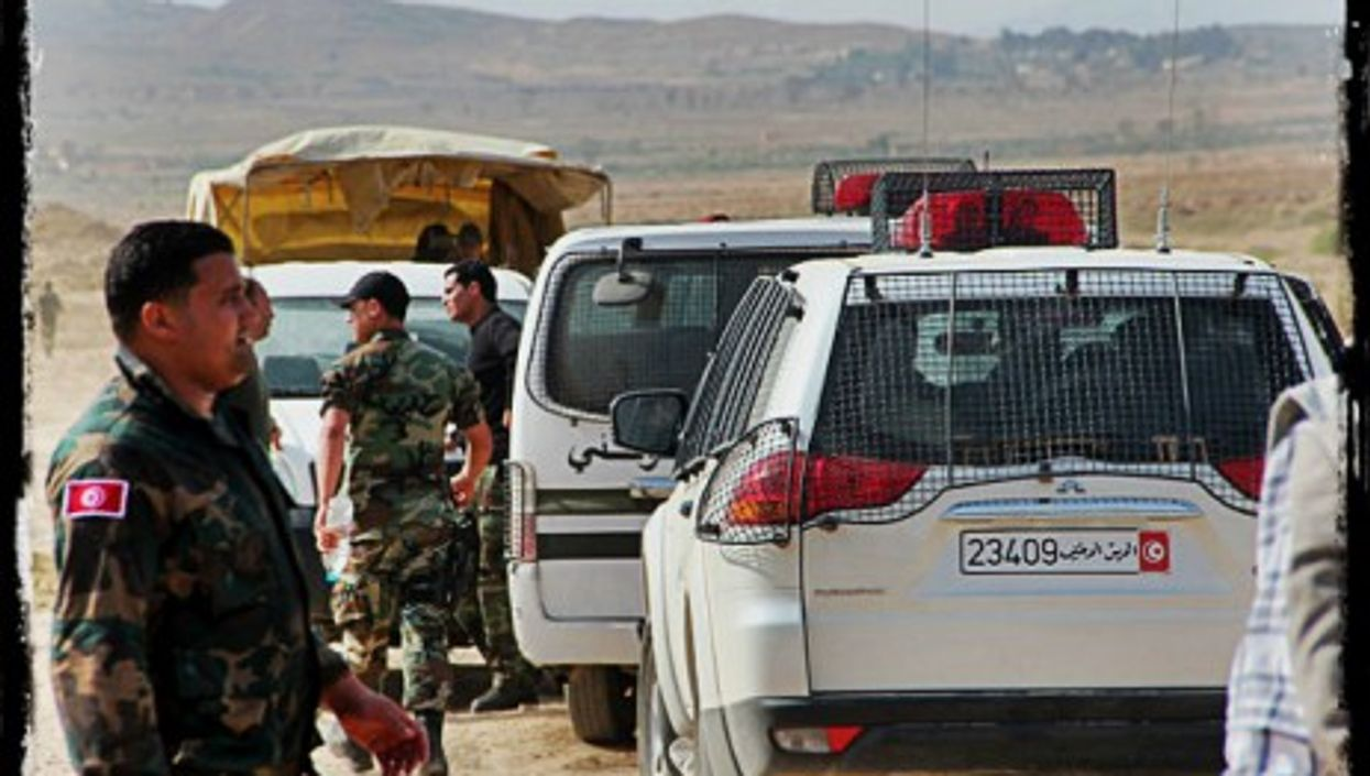 Tunisian security forces looking for al-Qaeda linked terrorists in Jebel ech Chambi