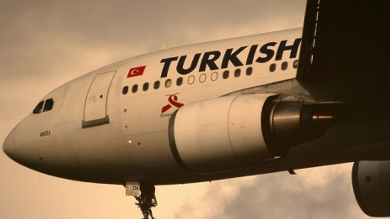 Turkish Airlines is one of Europe's fastest growing carriers