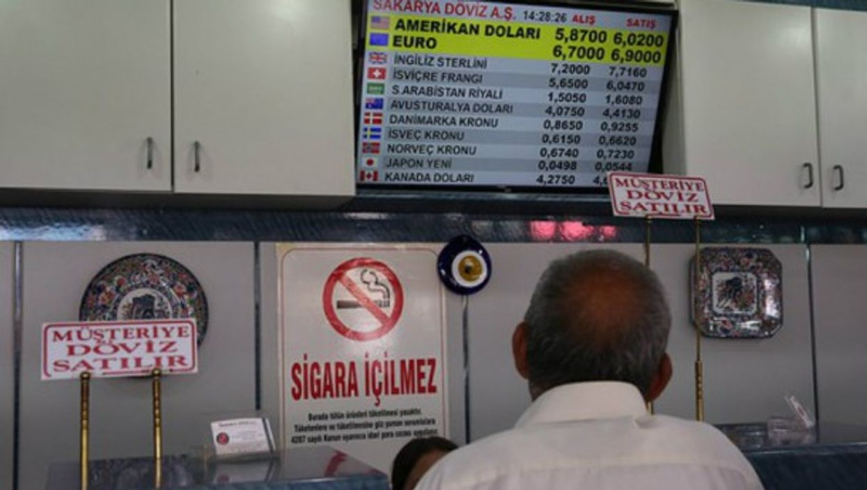 Turkish Lira's decline bodes-ill for more than one country
