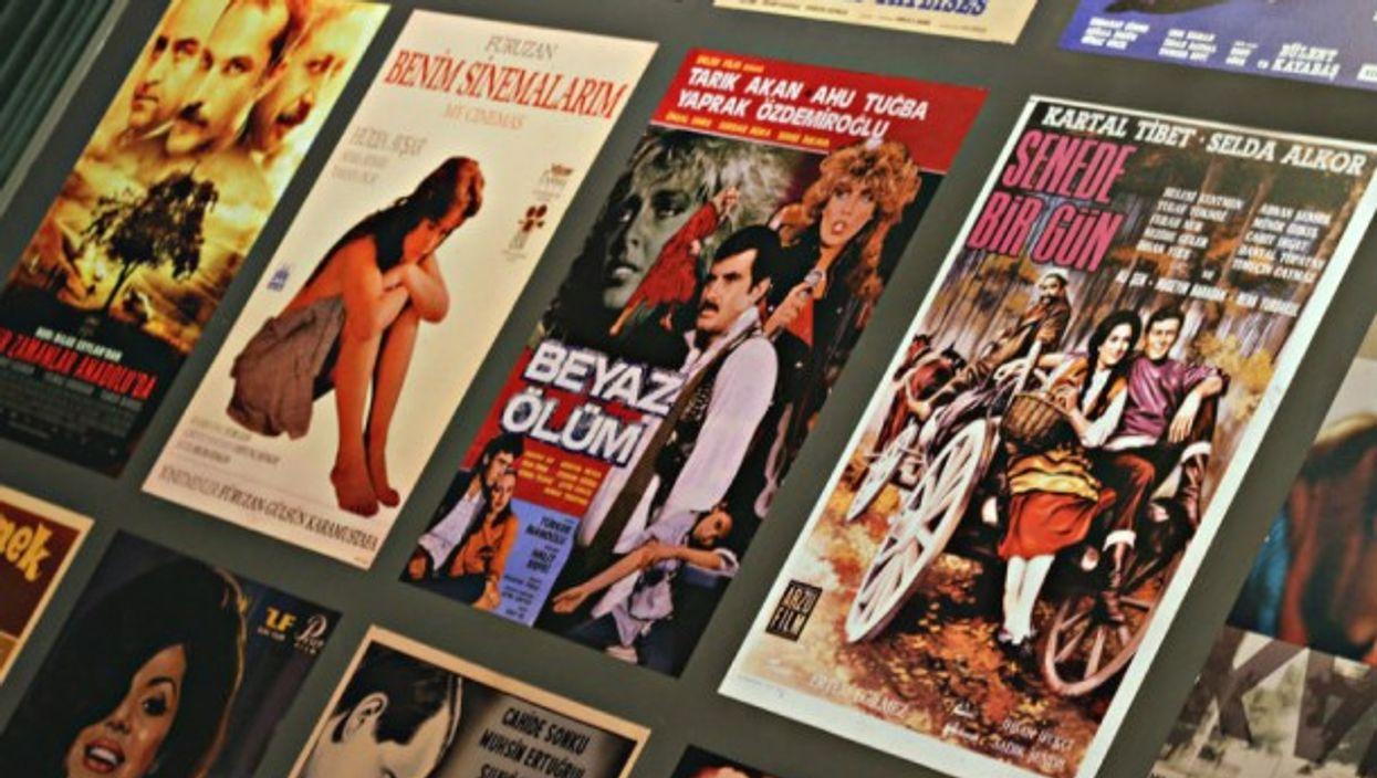 Turkish movie posters