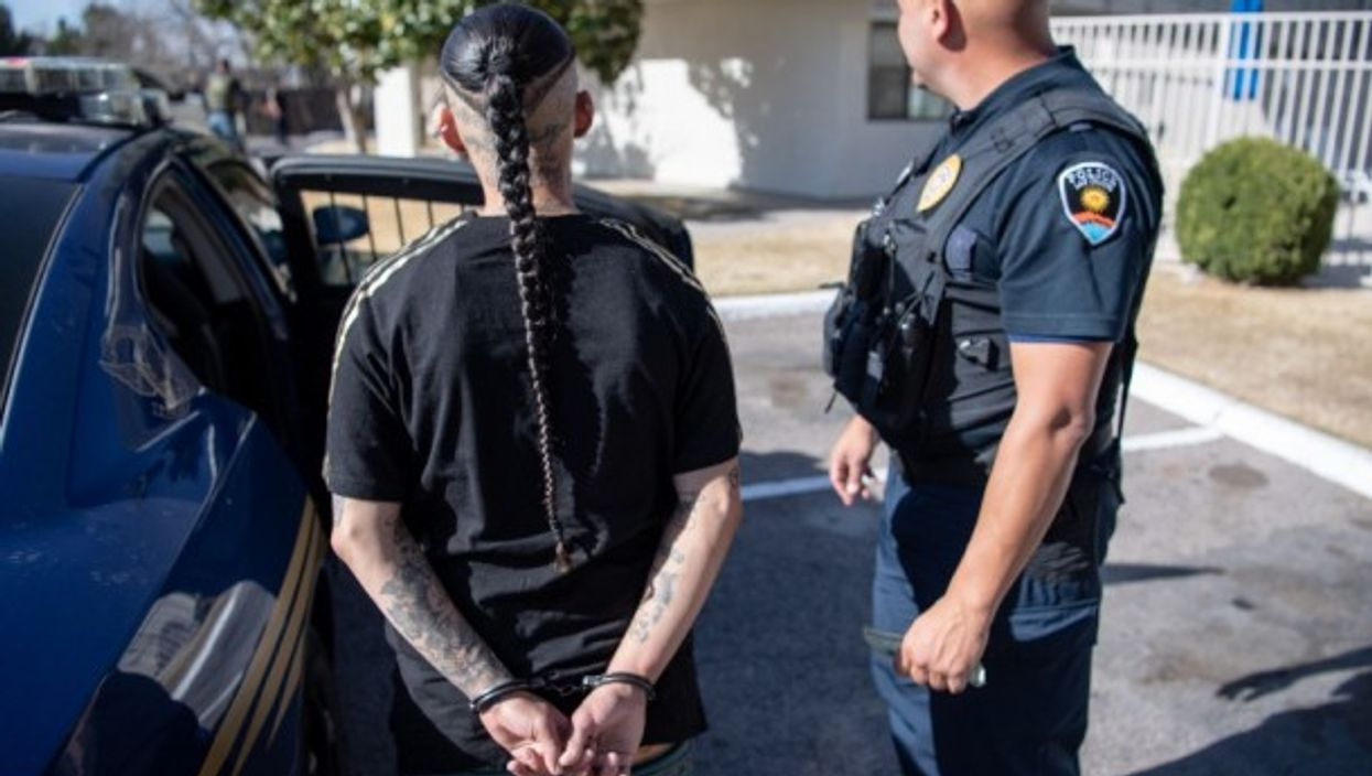 U.S. marshal makes arrest of fugitive in New Mexico