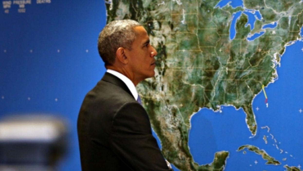 U.S. President Barack Obama in Miami on May 28