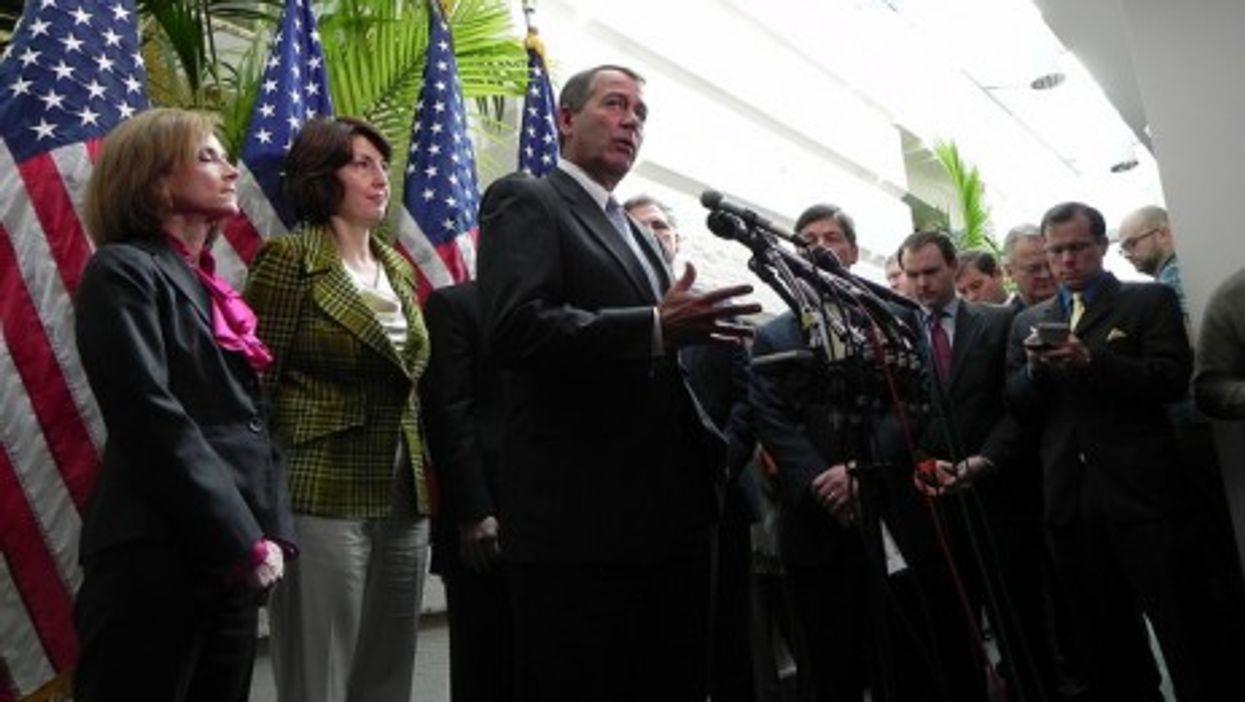 U.S. Speaker of the House John Boehner (Medill DC)