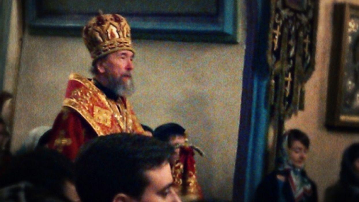 Ulyanovsk metropolitan Bishop Anastasius