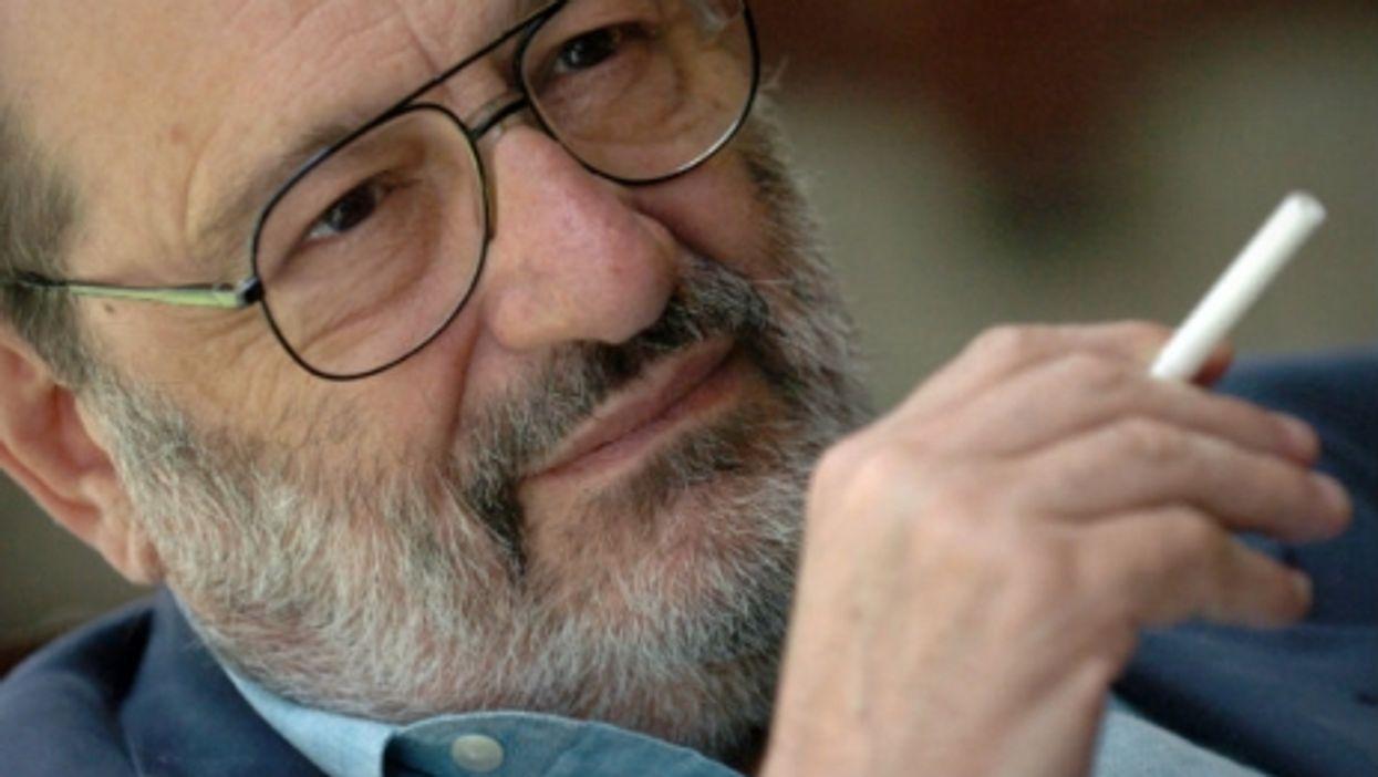 Umberto Eco in 2005