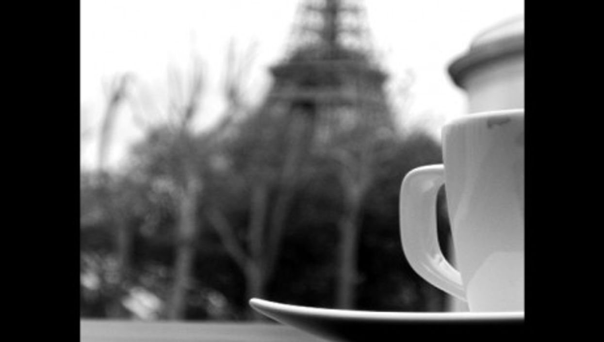 Un cafe? Non merci!