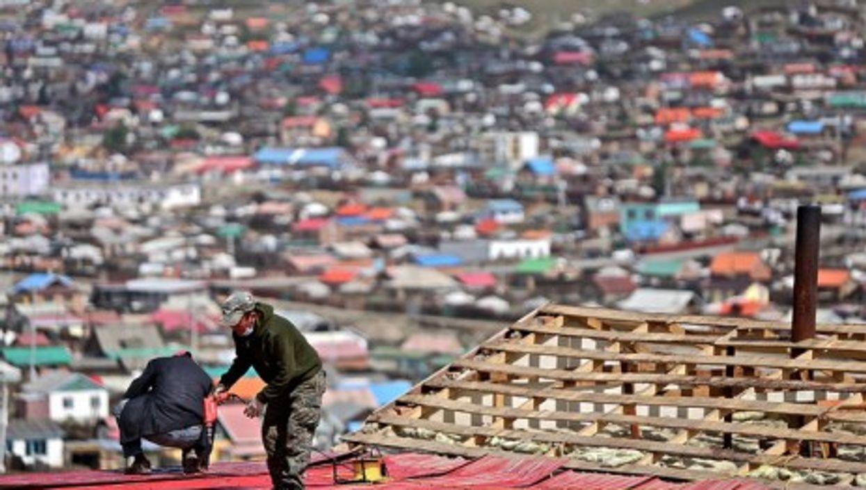 Urban Mongolia